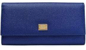 Dolce & Gabbana Textured-Leather Wallet