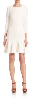 Polo Ralph Lauren Drop-Waist Dress $345 thestylecure.com
