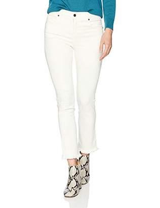 Karen Kane Women's Straight Leg Crop Jean