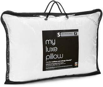 Bloomingdale's My Luxe Asthma & Allergy Friendly Soft/Medium Down Pillow, Standard/Queen - 100% Exclusive