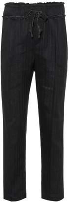 Brunello Cucinelli Cotton and linen pants