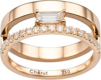 Chérut V.O.F Baguette Ring
