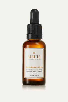 Mauli Rituals - Grow Strong Hair Oil, 30ml - Colorless