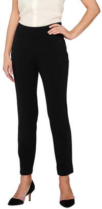 Linea By Louis Dell'olio by Louis Dell'Olio Knit Pull-On Slim Ankle Pants