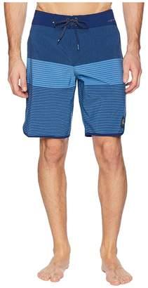 Quiksilver Highline Tijuana Scallop 20 Boardshorts Men's Swimwear