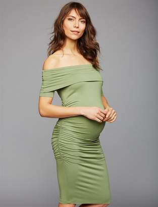 Isabella Oliver Pea Collection Clifton Maternity Dress