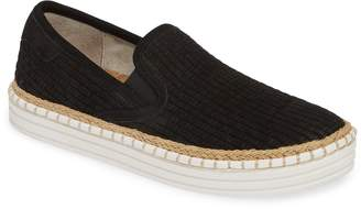J/Slides Kelly Woven Slip-On Sneaker