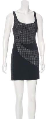 Antonio Berardi Paneled Sheath Dress