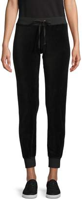 Juicy Couture Velour Jogger Pants
