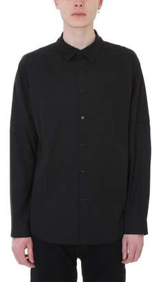 Helmut Lang Black Cotton Shirt