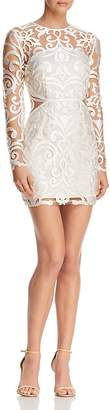 Finders Keepers Finders Alchemy Lace Mini Dress