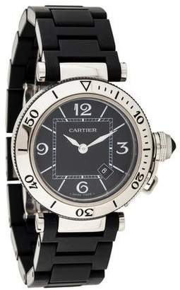 Cartier Pasha Seatimer Watch