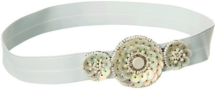 Jane Tran Stretchy Circle Design Headband