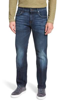 7 For All Mankind Luxe Standard Straight Leg Jeans