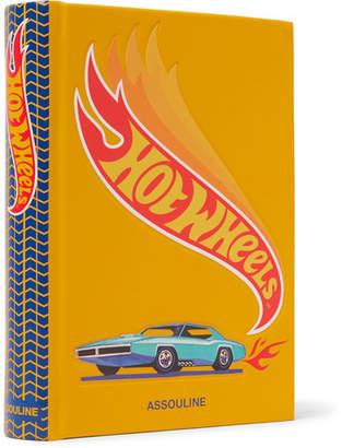 Assouline Hot Wheels Hardcover Book
