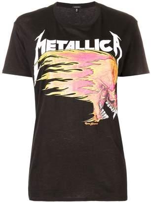 R 13 Metallica Tシャツ