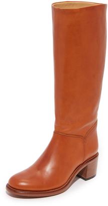 A.P.C. Iris Boots $765 thestylecure.com