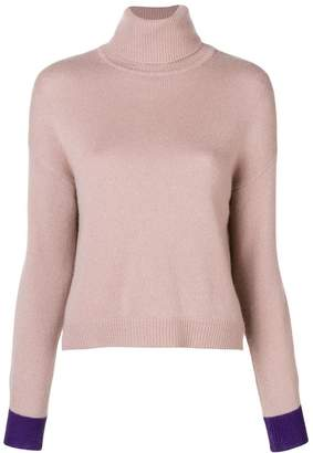 Pinko roll neck jumper