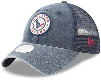 New Era Women's Houston Texans Perfect Patch 9TWENTY Snapback Cap
