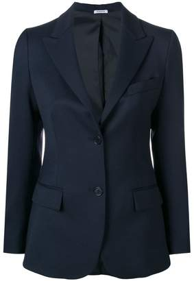 P.A.R.O.S.H. peaked lapel jacket