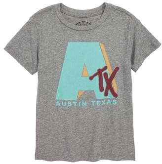 Tiny Whales Austin Graphic T-Shirt