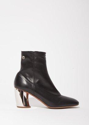 Proenza Schouler Metal Heel Boot $895 thestylecure.com