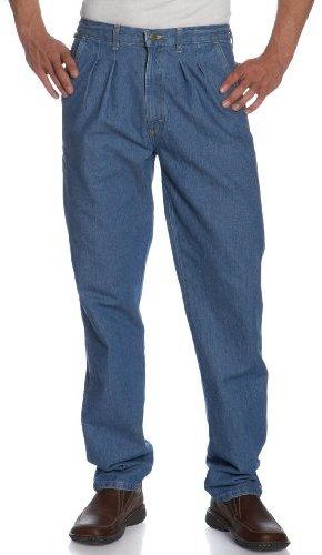 Wrangler Men's Rugged Wear Angler Relaxed-Fit Jean
