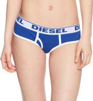 Diesel Women's Slip Oxi And Panties Woman Brief Slip Underpants: Colour: Blue | Size: Small