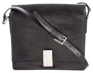 Ralph Lauren Lizard Flap Bag