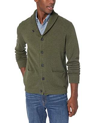 J.Crew Mercantile Men's Cotton Shawl Cardigan