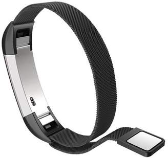 Fitbit Kutop Band for Alta HR , Alta , Alta 2 , Stainless Steel Bracelet Fitness Accessory Metal Wristband for Fitbi Alta