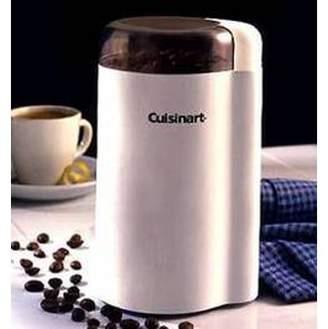 Cuisinart Coffee Grinder, White
