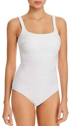 Gottex Essence Scoopneck One Piece Swimsuit