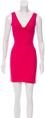 Chiara Boni Sleeveless Bodycon Dress
