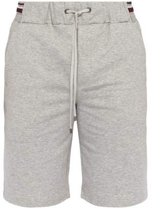 Zimmerli Stretch Jersey Shorts - Mens - Light Grey