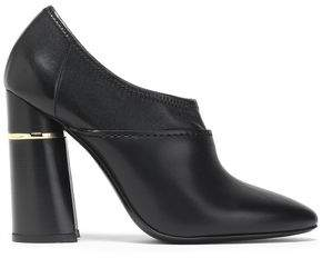 3.1 Phillip Lim Kyoto Leather Ankle Boots