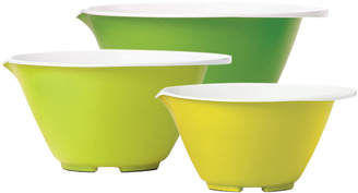 Chef'N CHEF N Sleekstor 3-pc. Nesting Bowls Set