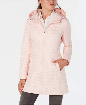 Kate Spade Bow-Quilted Coat