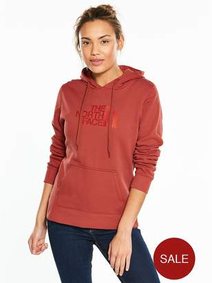 The North Face Drew Peak Hoodie - Red