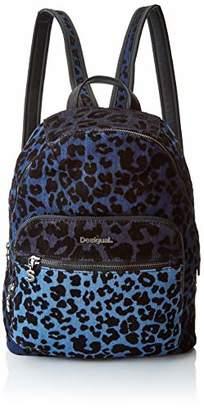 Desigual Bols_poppins Lima, Women's Backpack Handbag,11x34x25 cm (B x H T)