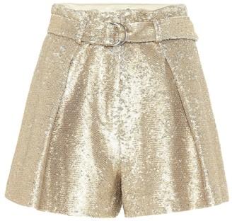 Jonathan Simkhai Sequined shorts