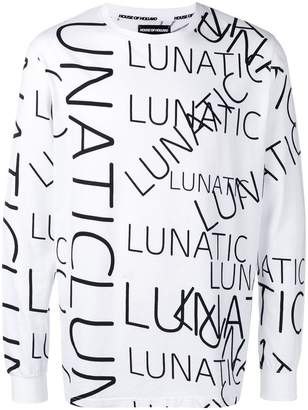 House of Holland Moon Club Lunatic top