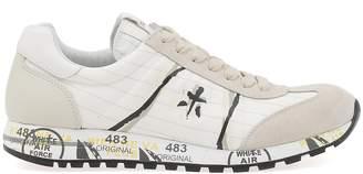 Premiata White Lucy 2803 Sneaker