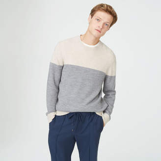 Club Monaco Merino Wool Crew Sweater