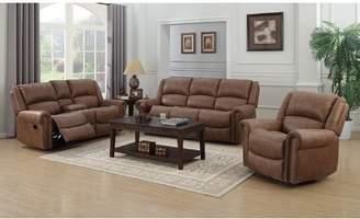 Red Barrel Studio Shortt Reclining Configurable Living Room Set