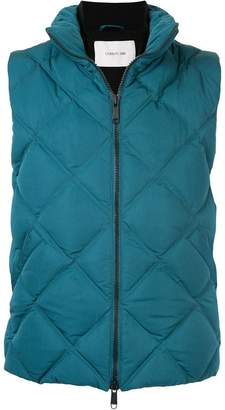 Cerruti quilted gilet