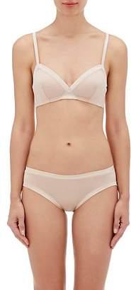 Eres Women's Coton Paradis Olympe Soft Bra - 00209 Rosee