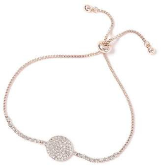 Miss Selfridge Crystal bracelet