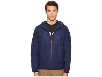 Paul Smith Nylon Hooded Jacket Men's Coat