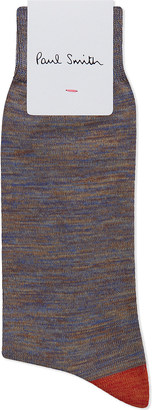 Paul Smith Spaceman cotton socks $18 thestylecure.com